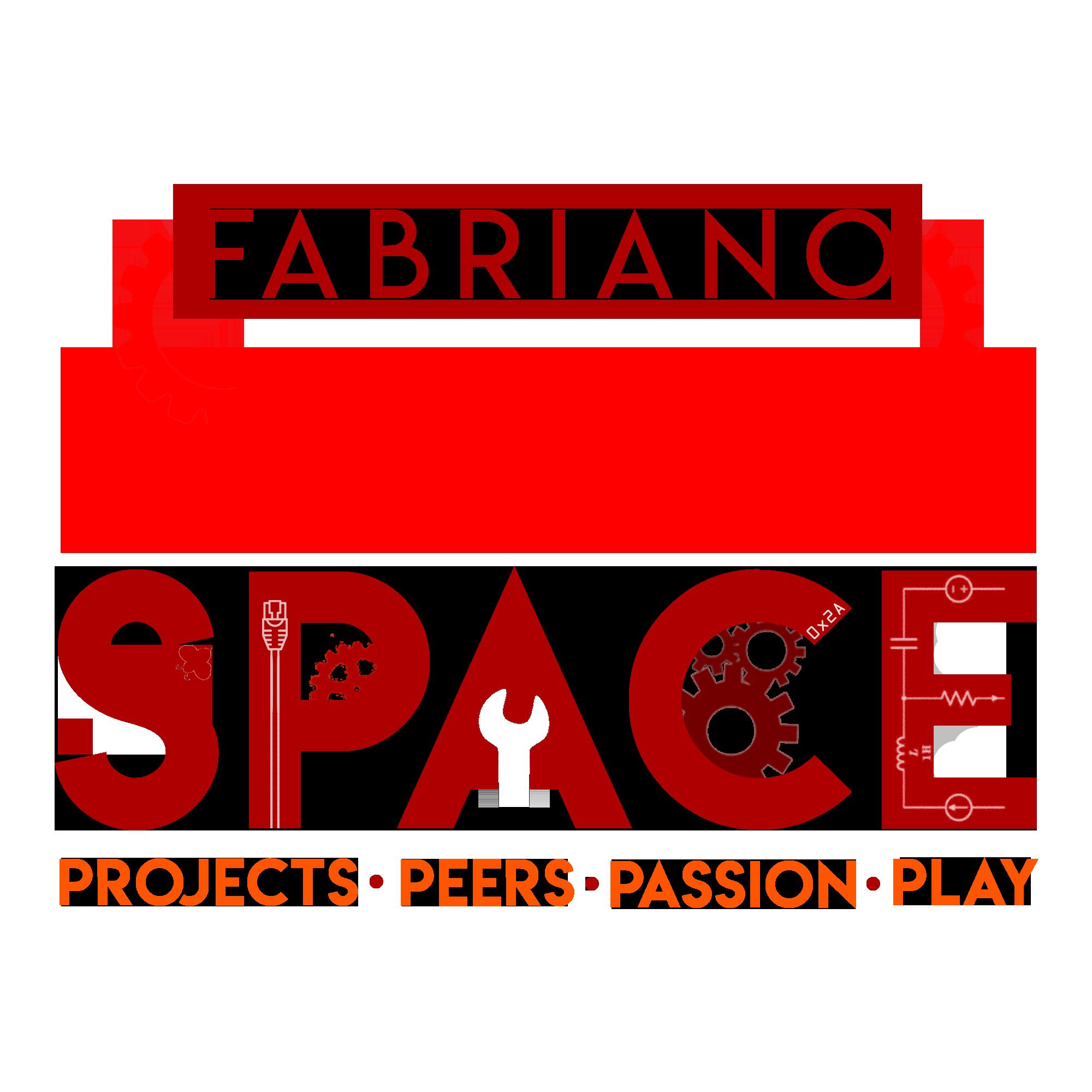 Logo del MakerSpace di Fabriano