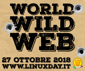 Linux Day 2018 in Italia - World Wild Web